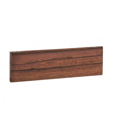 Madagascar Rosewood bridge blank for acoustic guitar