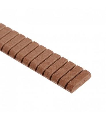 Kerfed lining - Sapele mahogany