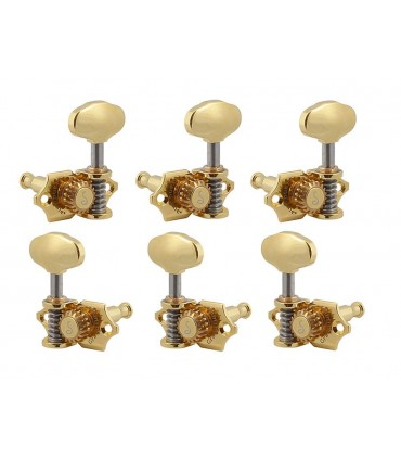 Schaller GrandTune Single machine heads - Gold
