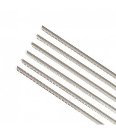 Fret wire 2,0 mm straight