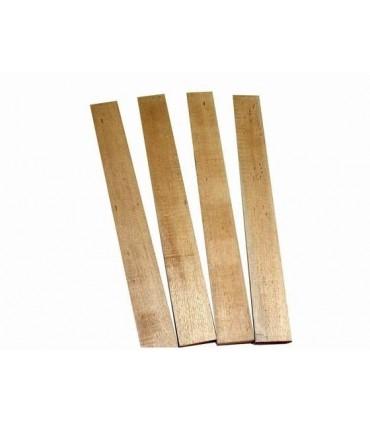 Brazilian ceder neck or heel block
