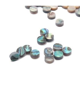Abalone dots 6mm