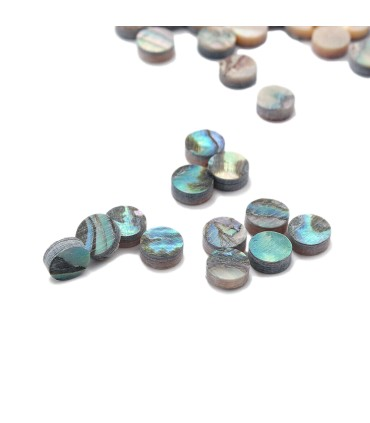 Abalone dots 5mm