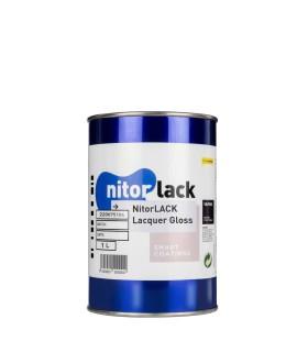 NitorLACK Zelluloselack glänzend 1 Liter