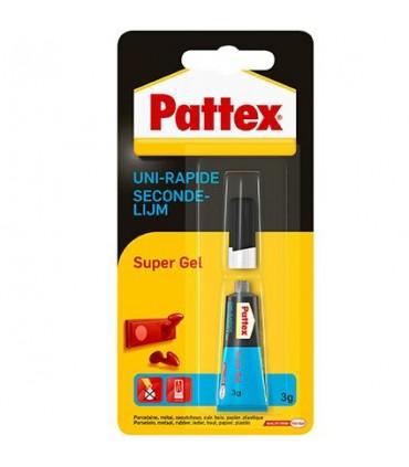 Pattex SuperGel super glue