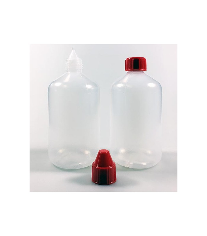 Bottle 500ml. LDPE