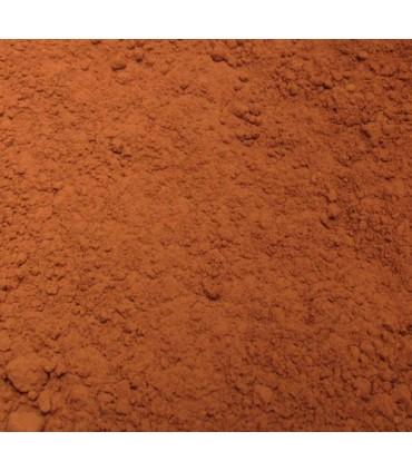 Pigment rode aarde