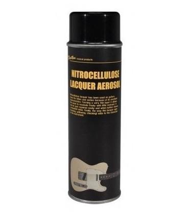 Nitro Cellulose lacquer vintage amber transparant