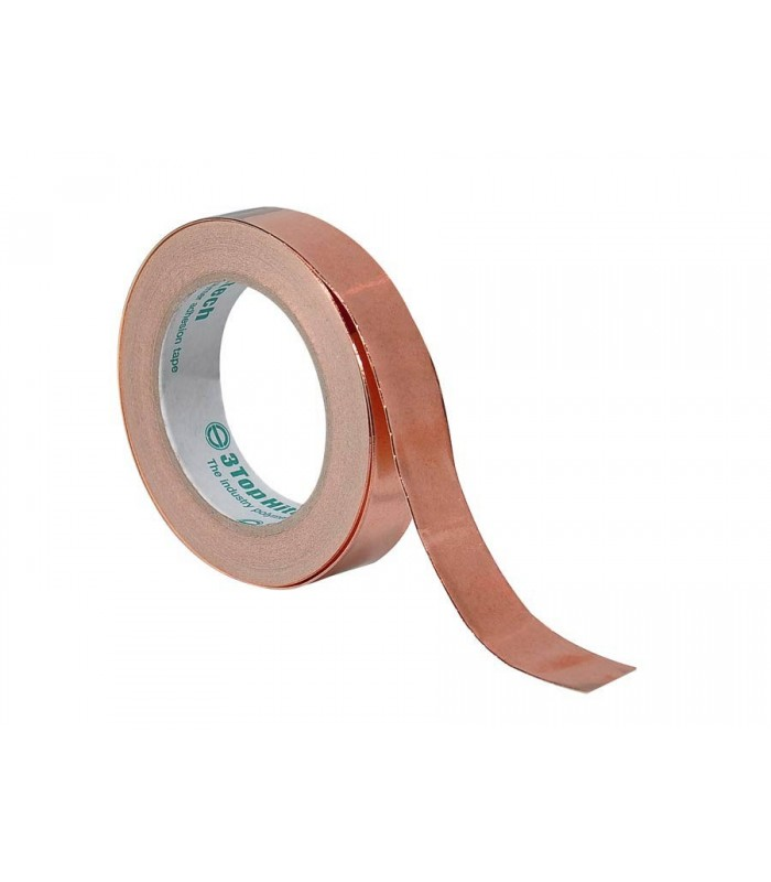 Koper tape 2,5cm